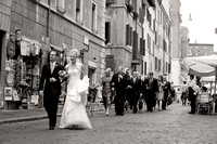 Gifford Green Wedding in Rome, Italy
